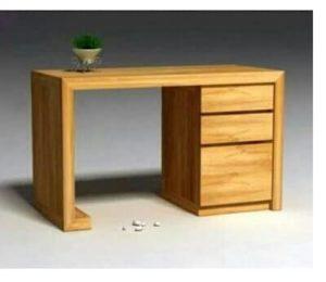 Meja kantor bahan Kayu