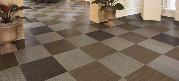 Lantai Vinyl Tile