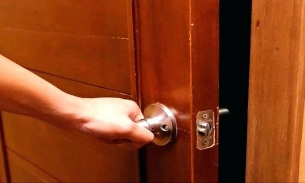 Pintu Tidak Bisa Ditutup Rapat