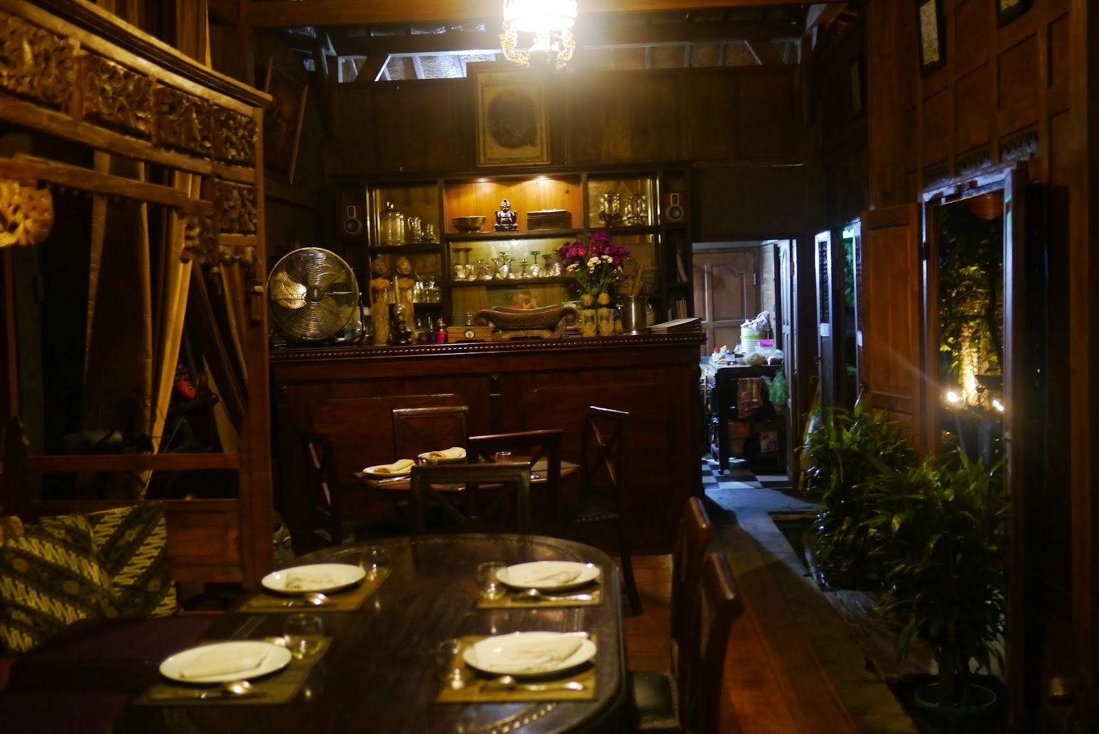 Restoran Kesuma, Yogyakarta