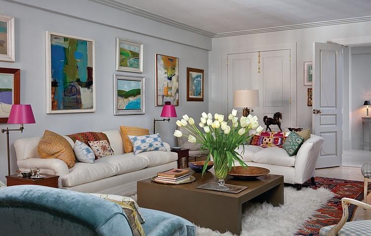 Perpaduan Warna Dan Furniture