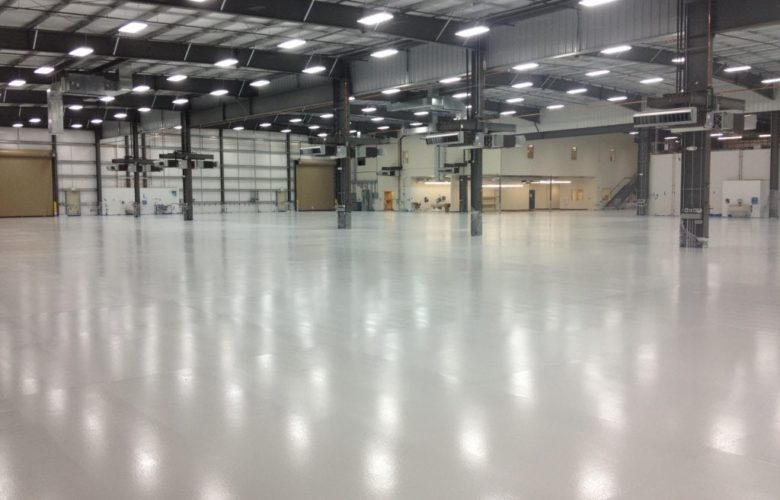 Perbedaan Lantai Beton dengan Floor Hardener